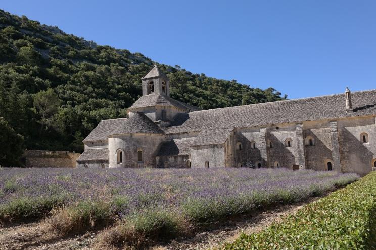 Abadía de Sénanque