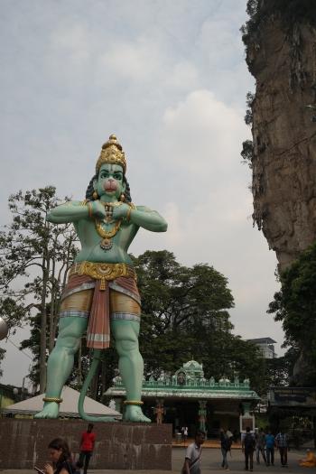 Cueva Ramayana