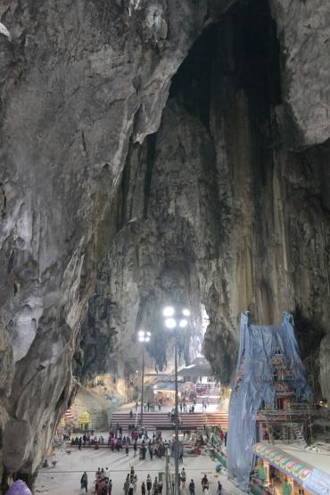 Cuevas Batu